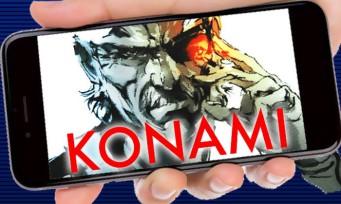 Konami : la firme veut faire revenir ses licences sur mobiles et tease de futurs projets