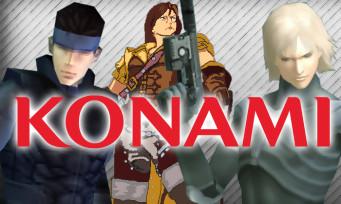 Konami : de vieux jeux s'apprêtent à ressortir sur PC, la saga Metal Gear concernée