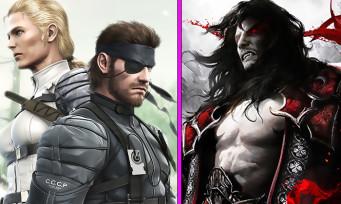 Konami aurait lancé la production d'un remake de Metal Gear Solid 3 et le reboot de Castlevania