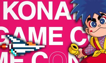 Konami va relancer de vieilles licences (Gradius, Goemon, Twinbee) et fait un appel aux studios indés