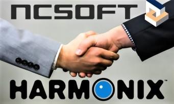 NCSOFT : l'éditeur coréen signe un partenariat avec Harmonix pour un jeu multiplateforme
