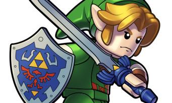 LEGO Zelda : ça aurait pu être chouette...