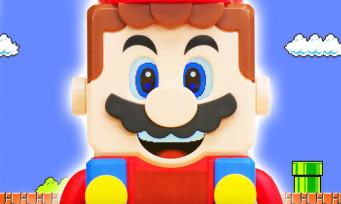 LEGO Super Mario : trailer, images et infos, les nouveaux jouets Nintendo se dévoilent