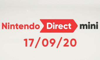 Switch : un nouveau Nintendo Direct Mini programmé demain, heure et infos