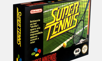 Super-Tennis : un dead stock de 200 exemplaires d'époque mis en vente par PixelHeart