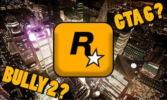 Rockstar : 1ères infos sur le prochain jeu, ce sera sur next-gen en monde ouvert et ça donne envie