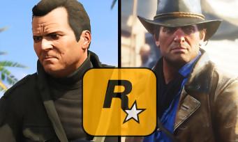 Rockstar Games : 140 millions de GTA 5 et 36 millions de Red Dead Redemption 2