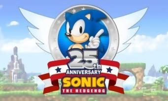 Sonic : une annonce spéciale pour les 25 ans du hérisson ?