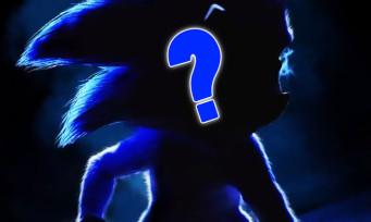 Sonic le Film : une première affiche montre Sonic, on n'est vraiment pas rassuré