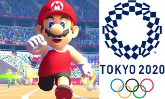 SEGA : il y aura 4 jeux consacrés aux JO d'été de Tokyo 2020, un trailer qui les réunit