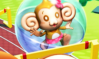 Super Monkey Ball : un nouveau jeu repéré sur le net, singe qui roule n'amasse pas mousse