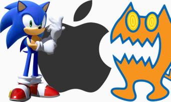 SEGA : Sonic Racing et ChuChu Rocket! Universe débarquent sur Apple Arcade