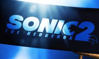Sonic le Film 2 : la production vient de commencer, une image pour fêter ça