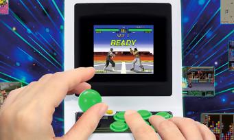 SEGA Astro City Mini : la borne d'arcade rétro confirmée en France, tous les détails