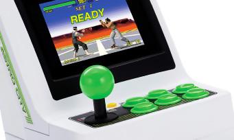 SEGA Astro City Mini : la borne d'arcade miniaturisée est enfin dispo en France