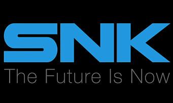 SNK : voici le nouveau logo du groupe japonais, avec la petite musique old school
