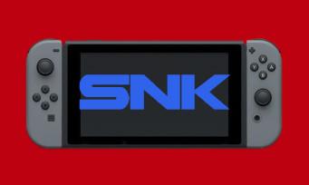 Nintendo Switch : SNK va sortir plus de jeux pour la console hybride