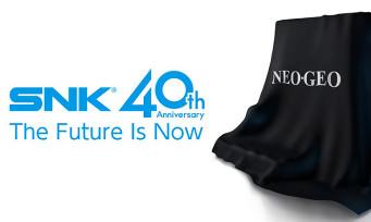 SNK : pour ses 40 ans, le créateur de la Neo Geo va sortir une nouvelle machine