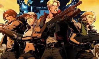 Metal Slug : SNK confirme deux jeux pour 2020, les fans de NeoGeo devraient apprécier
