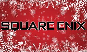 Square Enix : des soldes d'hiver pour prolonger la magie de Noël