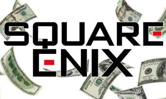 Square Enix : une retombée sévère des bénéfices pour l'année passée, l'éditeur fait le bilan