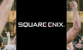 Square Enix : la firme se dresse contre le racisme et fait un énorme don