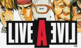 Live A Live : la marque déposée par Square Enix, bientôt le retour du RPG ?