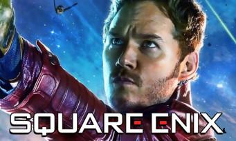 Les Gardiens de la Galaxie : un (gros) jeu serait en développement chez Square-Enix, le point sur les rumeurs