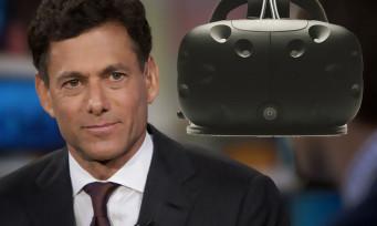 Pour le patron de Take Two (Rockstar, 2K), la réalité virtuelle Roomscale sera un échec commercial