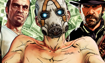 Take Two : Borderlands 3, GTA V, Red Dead Redemption 2, c'est l'heure du bilan des ventes