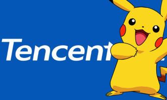 Tencent : des jeux Pokémon développés par le géant chinois ?