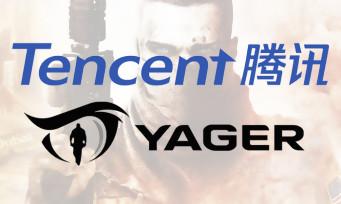 Tencent : le géant chinois investit dans Yager, le studio derrière Spec Ops The Line