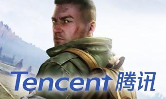 Tencent : le géant chinois prend le contrôle du studio derrière DayZ et Arma