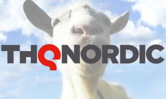 THQ Nordic : l'éditeur rachète Coffea Stain Studios (Goat Simulator) et Bugbear (FlatOut)