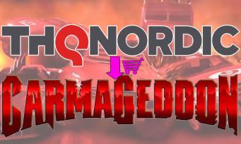 THQ Nordic : l'éditeur continue son expansion en rachetant la licence Carmageddon