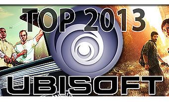 Ubisoft : le Top 2013 des meilleurs jeux de la concurrence