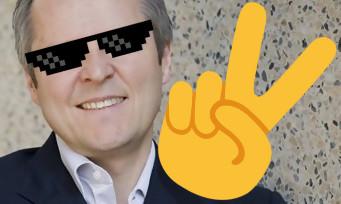 Ubisoft : Yves Guillemot satisfait après le retrait de Bolloré, voici son message aux joueurs