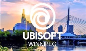Ubisoft : l'éditeur français ouvre un nouveau studio à Winnipeg, au Canada