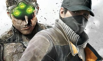 Ubisoft : la suite d'un jeu connu en chantier, Watch Dogs 3 ou le nouveau Splinter Cell ?
