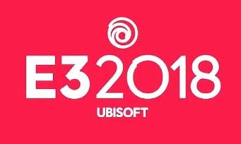 E3 2018 : Suivez la conférence d'Ubisoft en direct ici !