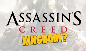 Assassin's Creed Vikings : le jeu s'appellerait en fait Kingdom et serait cross-gen