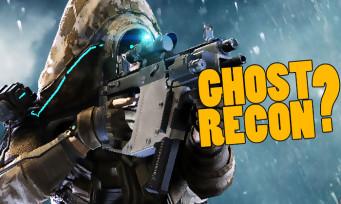 Ghost Reacon : un nouvel épisode annoncé jeudi ? Ubisoft fait du teasing