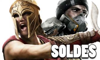 Ubisoft : de grosses soldes jusqu'à -90% pour fêter l'E3 2019, ça fait plaisir