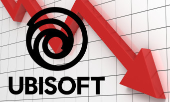 Ubisoft : l'action de l'éditeur plonge suite aux annonces d'hier
