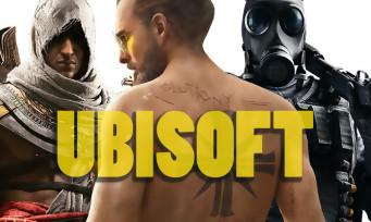 Ubisoft : 11 jeux à plus de 10 millions de ventes sur la génération PS4 / Xbox One