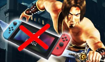 Prince of Persia : nouvelle rumeur sur le remake, la Switch ne serait pas au programme