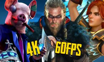 Ubisoft : tous les prochains jeux tourneront en 4K/60fps sur PS5 et Xbox Series X