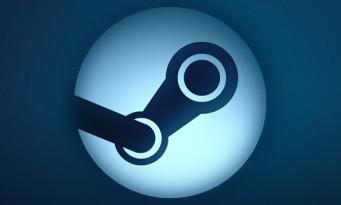 Charts Steam : un podium qui ne change pas cette semaine