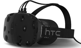 HTC s'associe à Valve pour la fabrication d'un casque de réalité virtuelle