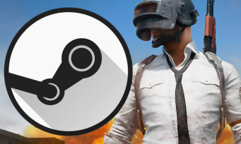 Charts Steam : PLAYERUNKNOWN'S BATTLEGROUNDS continue son hold-up